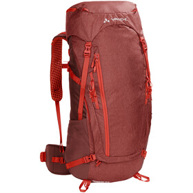 VAUDE Asymmetric 42+8 Mochila, redwood